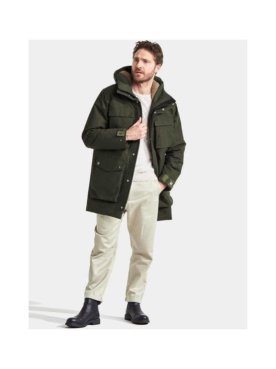 Didriksons - Delta-parka - 447 FOREST GREEN | Stockmann - photo 6