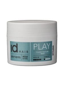 IdHair Elements Xclusive - PLAY Tough Texture Wax -kuituvaha 100 ml | Stockmann