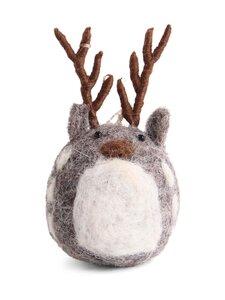 Én Gry & Sif - Grey Deer -koriste - NATURAL GREY | Stockmann