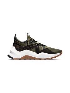 Timberland - Madbury F/L Oxford -sneakerit - DARK GREEN MESH W BLACK | Stockmann