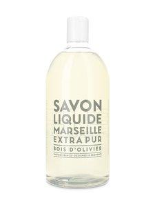 Compagnie de Provence - Extra Pur Olive Wood -nestesaippua, täyttöpakkaus 1 l | Stockmann