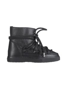 INUIKII - Sneaker Full Leather -nahkanilkkurit - BLACK   Stockmann