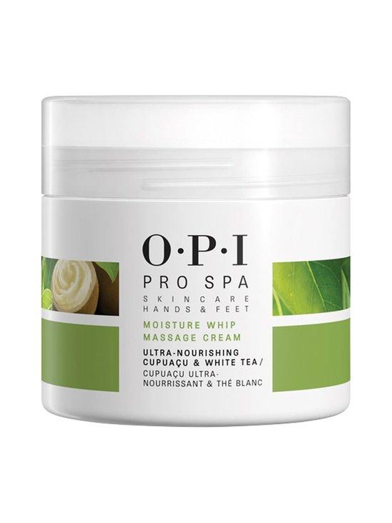 O.P.I. - Pro Spa Moisture Whip Massage Cream -hierontavoide käsille ja jaloille 118 ml - null   Stockmann - photo 1