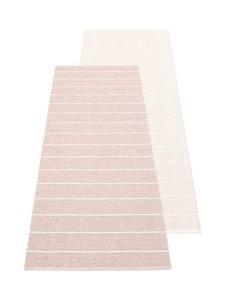 Pappelina - Carl-muovimatto 70 x 180 cm - PALE ROSE/BALLET (VAALEANPUNAINEN) | Stockmann