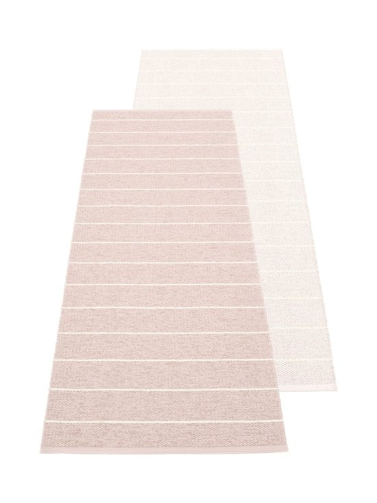 Pappelina - Carl-muovimatto 70 x 180 cm - PALE ROSE/BALLET (VAALEANPUNAINEN) | Stockmann - photo 1
