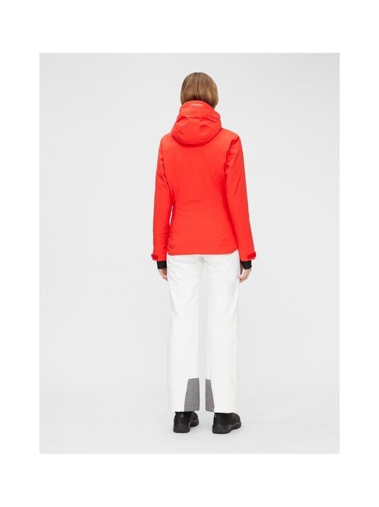J.Lindeberg - Tracy Ski Jacket -takki - 4300 RACING RED | Stockmann - photo 6