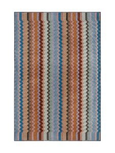 Missoni Home - Alfred-pyyhe - 160 BLUE-BROWN-GREEN   Stockmann