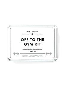Men's Society - Off To The Gym Kit -tuotepakkaus | Stockmann