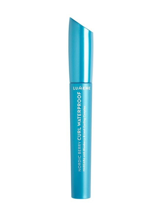Lumene - Nordic Berry Curl Waterproof Mascara -ripsiväri - BLACK | Stockmann - photo 1