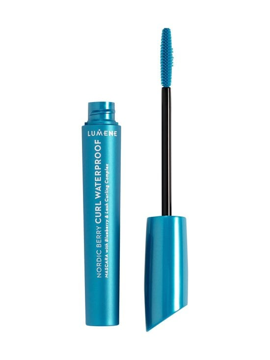 Lumene - Nordic Berry Curl Waterproof Mascara -ripsiväri - BLACK | Stockmann - photo 2