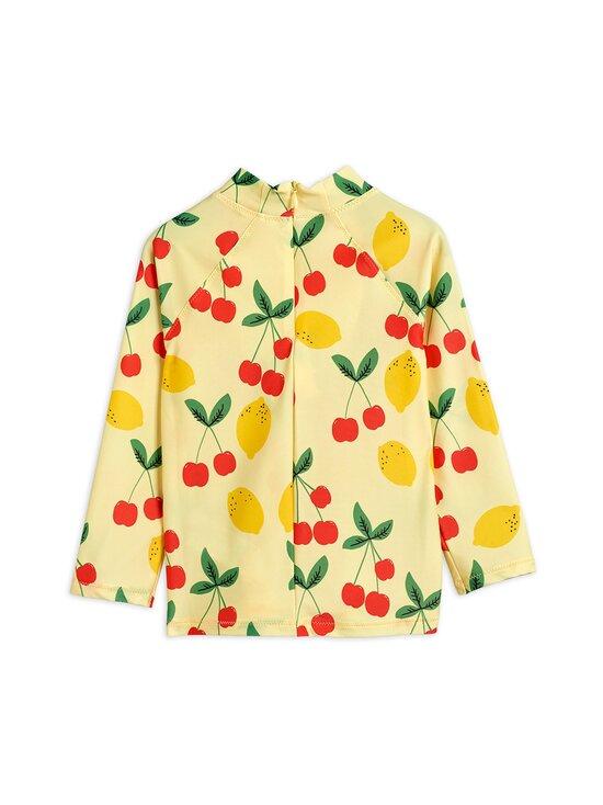 Mini Rodini - Cherry Lemonade UV Top -uimapaita - YELLOW | Stockmann - photo 2