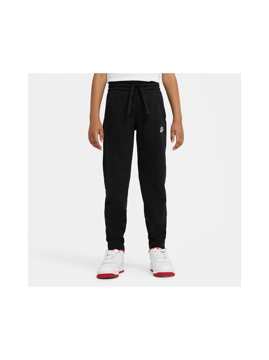 Nike - JOGGER PANT -collegehousut - 010 BLACK/WHITE | Stockmann - photo 3