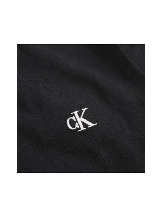 Calvin Klein Jeans - Embroidery Slim Tee -paita - BAE CK BLACK | Stockmann - photo 3