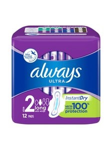 Always - Ultra Long Plus -terveysside 12 kpl - null | Stockmann