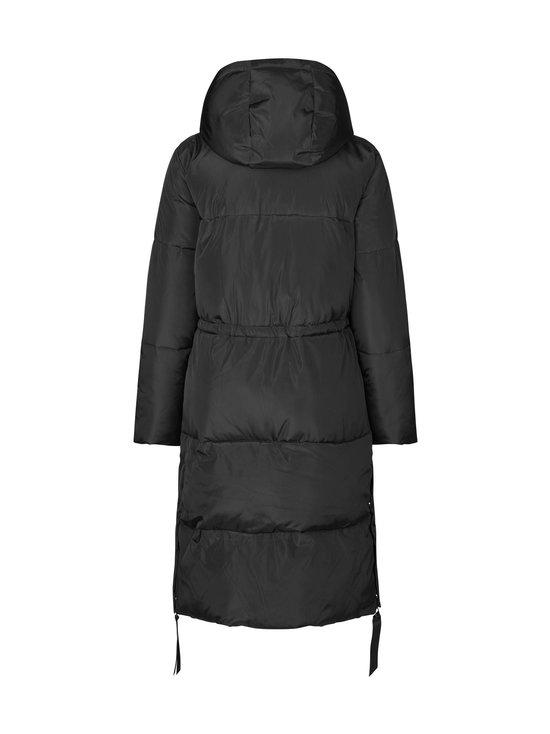 SECOND FEMALE - Puffy Coat -toppatakki - 8001 BLACK   Stockmann - photo 2