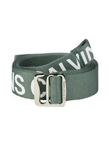 Calvin Klein Bags & Accessories - Slider Tape Belt -vyö - LDT DUCK GREEN | Stockmann