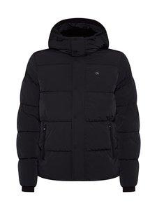 Calvin Klein Menswear - Crinkle Mid Length -takki - BEH CK BLACK   Stockmann