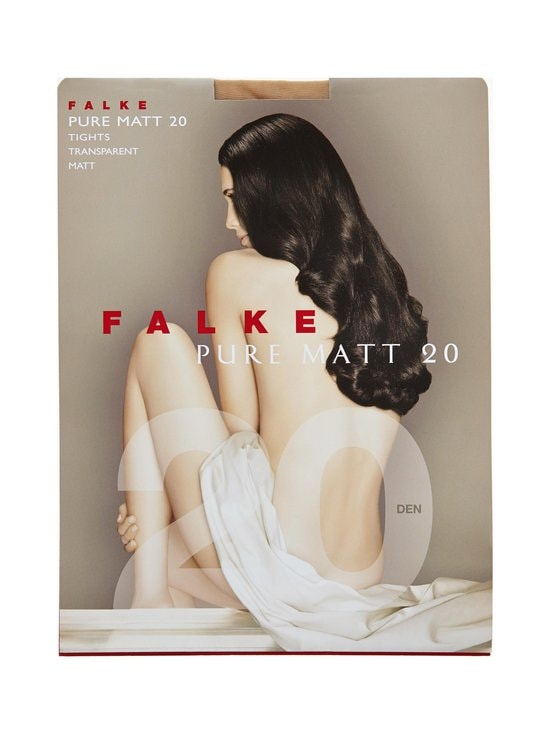 Falke - Pure Matt 20 den -sukkahousut - COCOON | Stockmann - photo 1