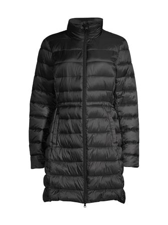 ViSibiria quilted jacket - Vila