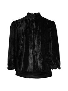 Marella - GIANNI VELVET -paita - 004 BLACK | Stockmann