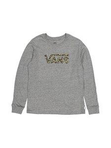 Vans - Leopard-collegepaita - GREY HEATHER | Stockmann