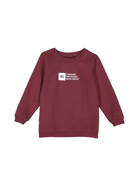 Makia - Flint Sweatshirt -collegepaita - PORT | Stockmann - photo 1