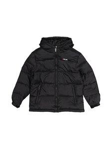 Fila - Brooklyn Puffer Jacket -talvitakki - 002 BLACK | Stockmann