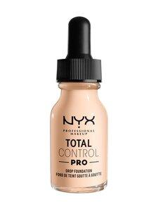 NYX Professional Makeup - Total Control Pro Drop Foundation -meikkivoide 13 ml | Stockmann