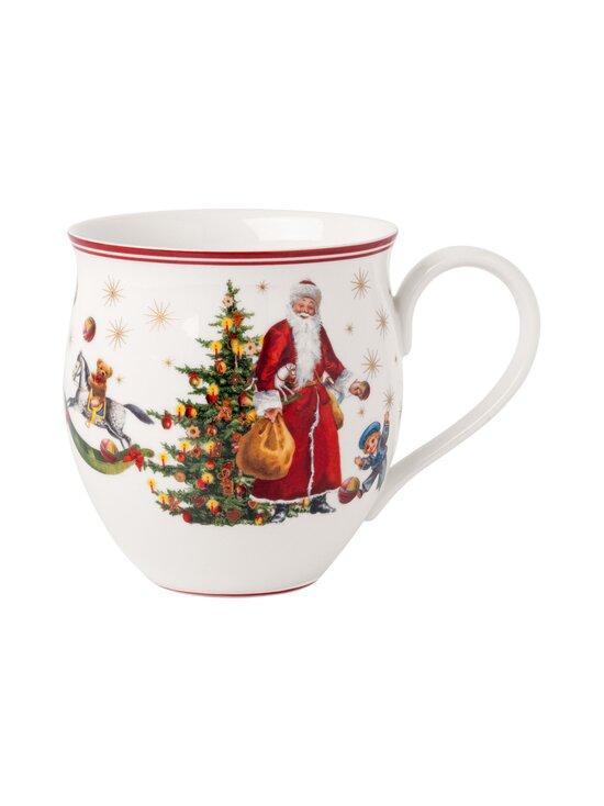 Villeroy & Boch - Toy's Delight Santa Mug -muki 390 ml - VALKOINEN | Stockmann - photo 1