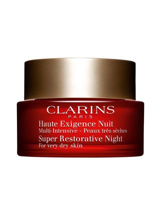 Clarins - Super Restorative Night Cream For Very Dry Skin -yövoide 50 ml - null | Stockmann - photo 1