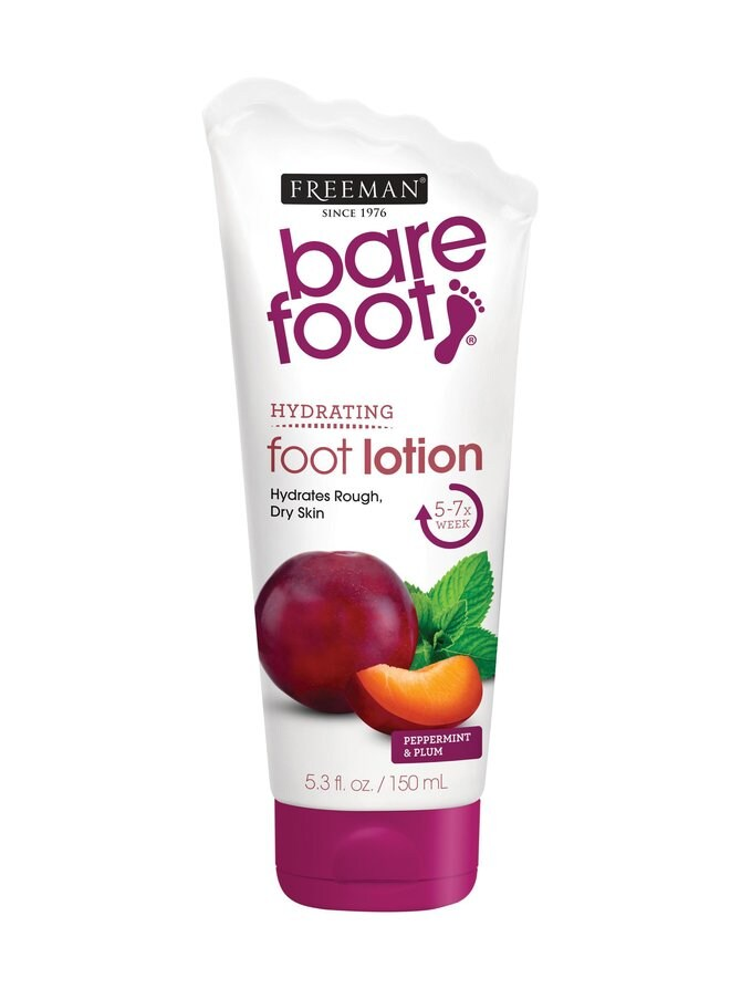 Hydrating Foot Lotion Peppermint & Plum -jalkavoide 150 ml