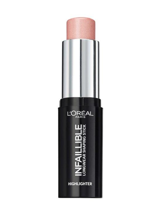L'Oréal Paris - Infaillible Longwear Shaping Highlighter Stick -korostuspuikko 9 g - null   Stockmann - photo 2