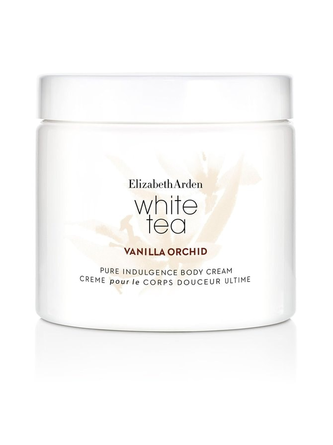 White Tea Vanilla Orchid Body Cream -vartalovoide 400 ml