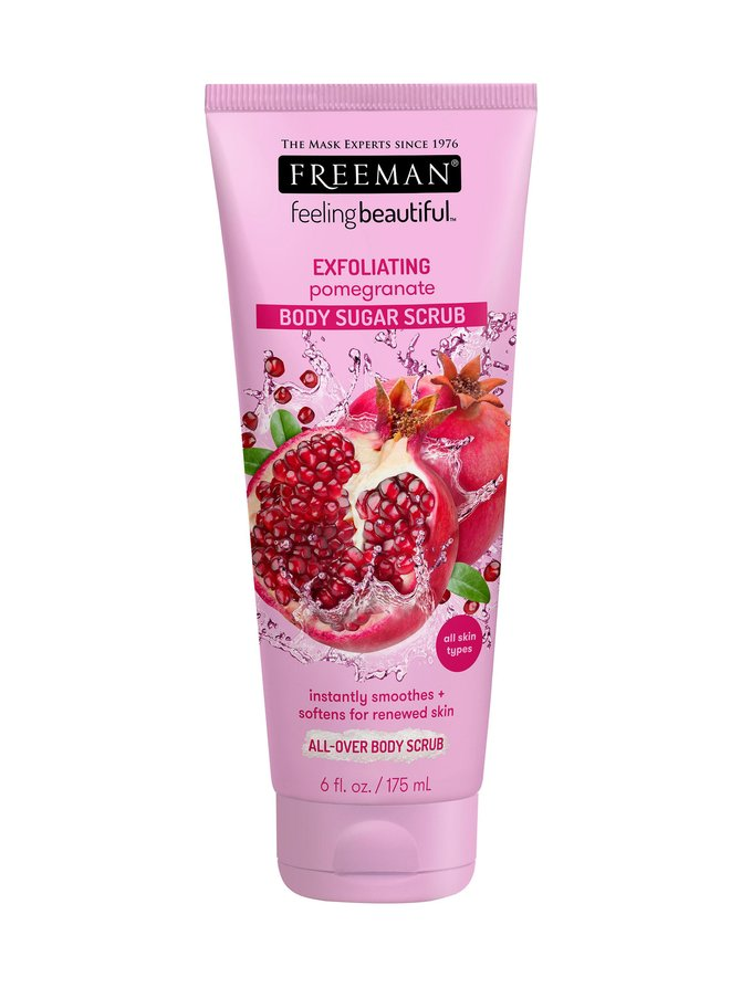 Exfoliating Pomegranate Body Sugar Scrub -vartalokuorinta 150 ml