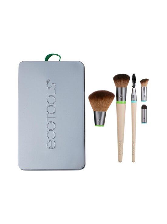 Eco Tools - Daily Essentials Total Face Kit, Interchangeable Collection -vaihtopääsivellinsetti - NOCOL | Stockmann - photo 2
