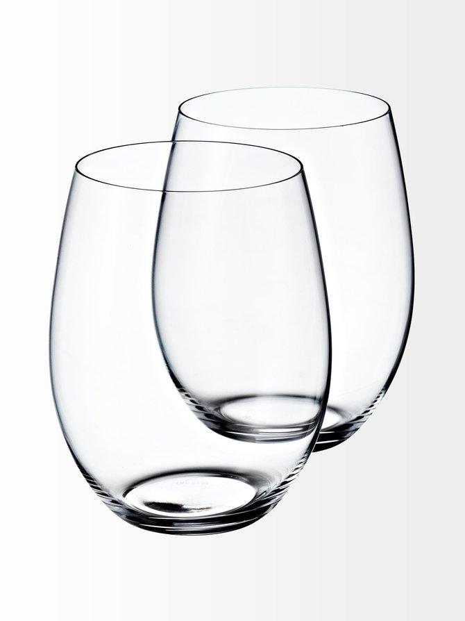 O-Cabernet/Merlot -viinilasi 2 kpl