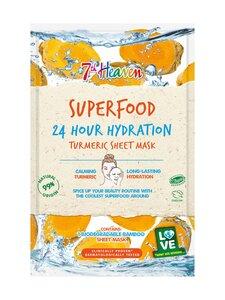 Montagne Jeunesse - Heaven Superfood Turmeric Sheet Mask -kangasnaamio | Stockmann