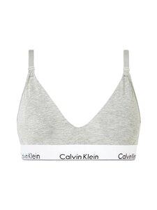 Calvin Klein Underwear - Maternity Bra -rintaliivit - 020 GREY HEATHER | Stockmann