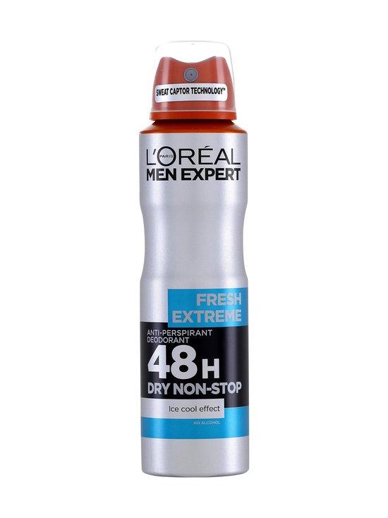 L'ORÉAL MEN EXPERT - Men Expert Fresh Extreme Deo Spray -deodorantti 150 ml - null   Stockmann - photo 1
