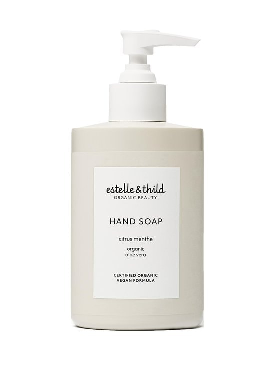 Estelle&Thild - Citrus Menthe Hand Soap -nestesaippua 250 ml - NOCOL | Stockmann - photo 1