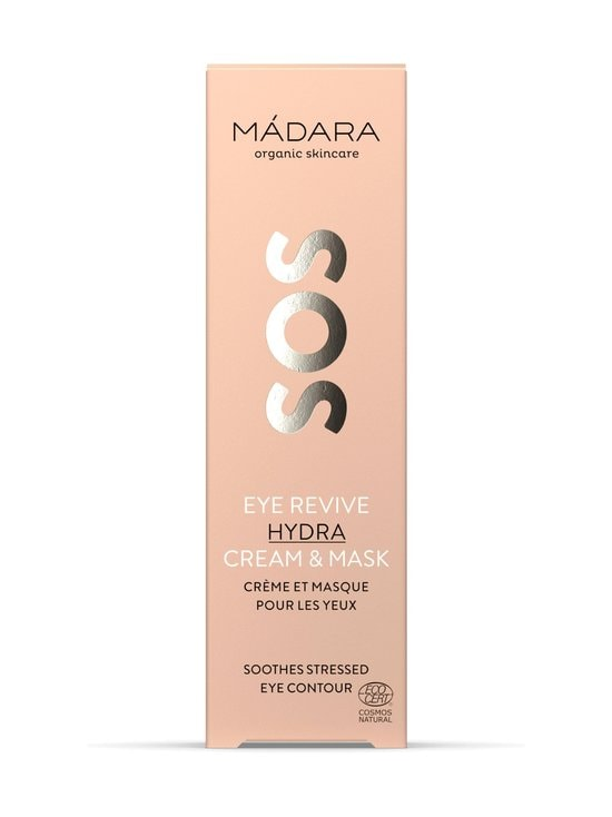 Madara - SOS Eye Revive Hydra -silmanympärysvoide & naamio 20 ml - NOCOL | Stockmann - photo 3