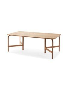 Skagerak - Aldus Table 200 -pöytä 200 x 100 cm - OAK | Stockmann