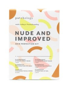 Patchology - Nude and Improved Kit -tuotepakkaus | Stockmann