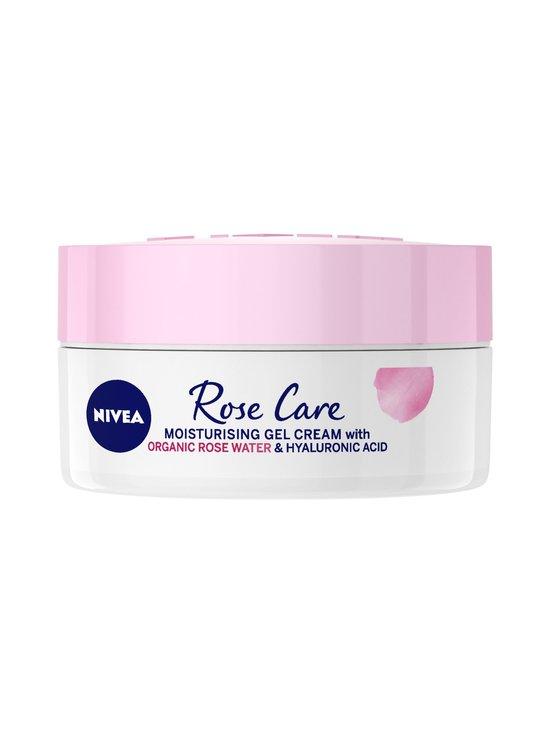 NIVEA - Rose Care Moisturizing Gel Creme -geelivoide 50 ml - NOCOL   Stockmann - photo 1