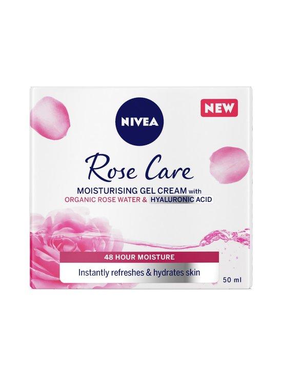 NIVEA - Rose Care Moisturizing Gel Creme -geelivoide 50 ml - NOCOL   Stockmann - photo 2
