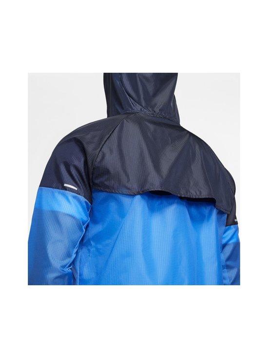 Nike - Windrunner-takki - PACIFIC BLUE/OBSIDIAN/REFLECTIVE SILV | Stockmann - photo 10