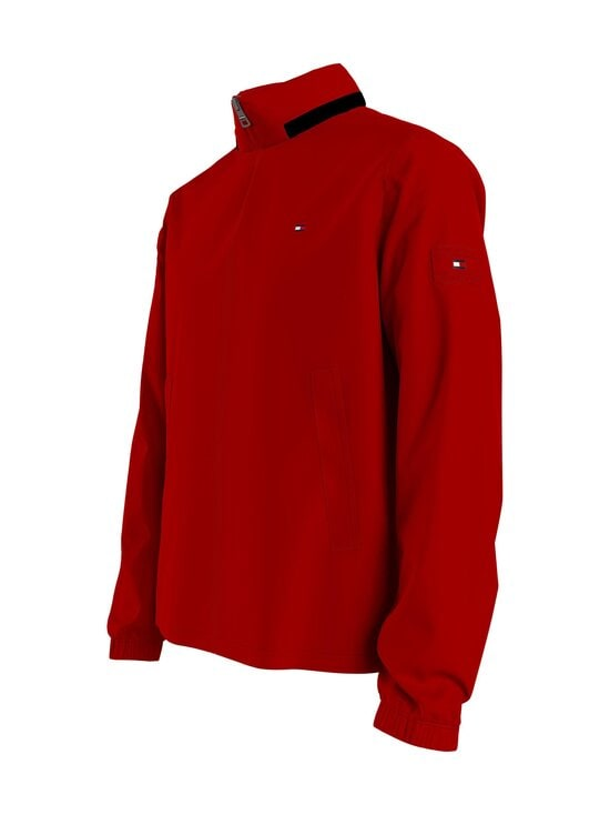 Tommy Hilfiger - Stand Collar Jacket -takki - XLG PRIMARY RED | Stockmann - photo 3