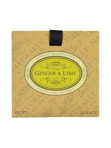 Naturally European - Naturally European Ginger & Lime -tuoksupussi - LIMENVIHREÄ | Stockmann