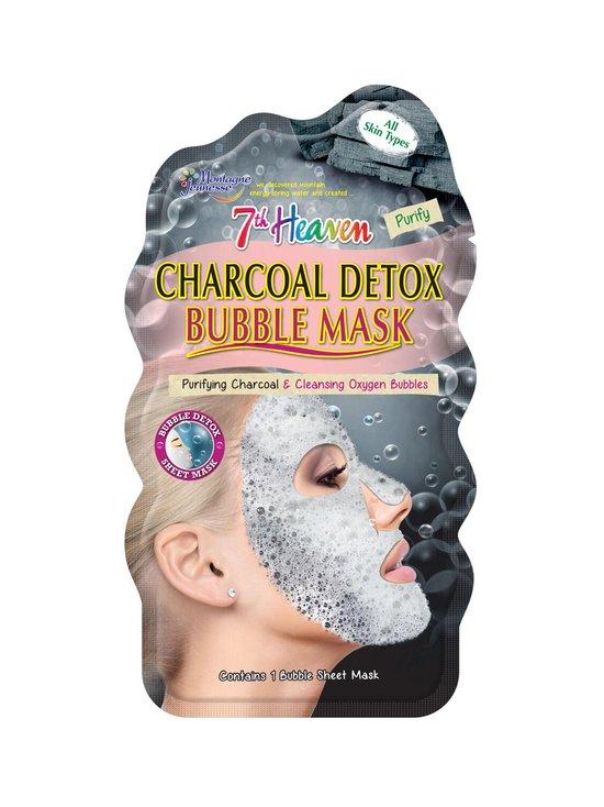 Montagne Jeunesse - Charcoal Detox Bubble Mask -naamio - NOCOL | Stockmann - photo 1