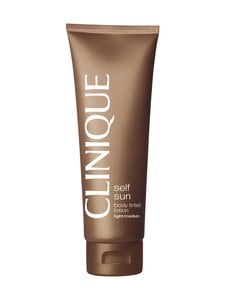 Clinique - Self Sun BodyTinted Lotion -itseruskettava emulsio 125 ml - null | Stockmann